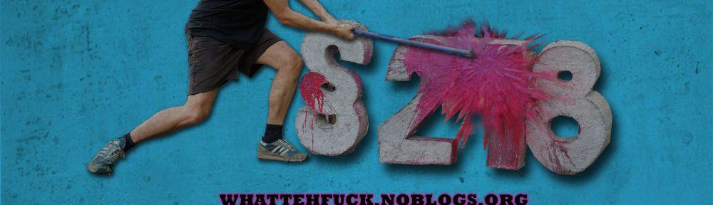 §218 zerschlagen